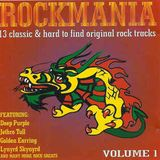 Rockmania Volume 1 [South Africa 1994] feat Deep Purple, Rainbow, Black Sabbath, Judas Priest, Q5