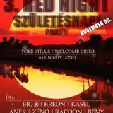 Audio Beat-Red Night 3 Birthday Mix 2013