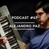 Mute/Control Podcast #67 - Alejandro Paz