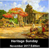 Heritage Sunday - November 2017 Edition