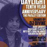 Daylight Anniversary 10 @ 201 Bar  DJ Divine