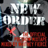 NEW ORDER PRE-SHOW MIXTAPE