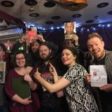 Bad Book Project February 2017 at Blue Man Brighton