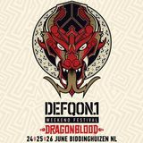 Ecstatic @ Defqon.1 Weekend Festival 2016 - Purple Stage