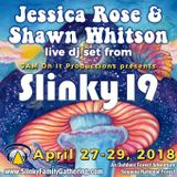 Jessica Rose and Shawn Whitson - Live At Slinky 19 - April 2018