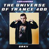 SRKV - The Universe of Trance 400
