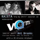 Kaixta-dig my chili@warm FM guest Ant Brooks