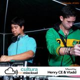 Cultura on MixCloud - Mixed by Henry CE & Vladd