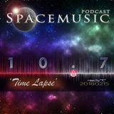Spacemusic 10.7 Time Lapse (2018)
