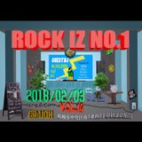 Feb-03-2018 ROCK IZ NO.1 vol.14 LIVE MIX