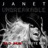 UNBREAKABLE - JANET JACKSON (DJ D-JHUN TRIBUTE MIX)