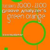 Green Orange Radio Show episode 090