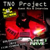 GL0WKiD Generation X [RadioShow] pres. TNO PROJECT (GER) @ Planet Rave Radio (06 DEC.2016)