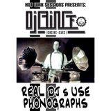 DJ BiNGe - Real DJ's Use Phonographs