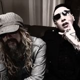 Marilyn Manson and ROb Zombie Stops by TeenSet Radio, Skullfest preview
