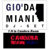 Gio' Damiani - 1 h in Caudera Room  31/10/2015