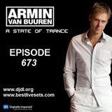 Armin van Buuren  - A State of Trance 673 - 24-Jul-2014