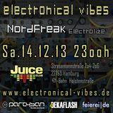 NordFreak @ Juice Club (Hamburg) 2013