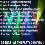 DJ Brab - At The Party 2016 Vol 4 (Section 2016)