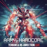 Tensor & Re-Direction LIVE at Army of Hardcore 2015