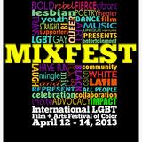 MixFest International LGBT Film and Arts Festival Mix