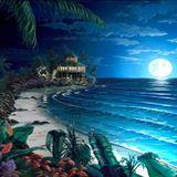 DmitriyShATॐ_Dimetryia_moon in the ocean