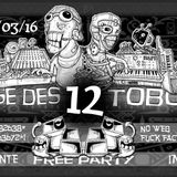 LA VALSE DES 12 TOBOGANS Ben Otonom in d@ mix 26 03 2016