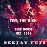 """FEEL THE KICK"" Deep House Mix 2016 Deejay Fuji"