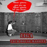 Tech House Massive Mix By Liga Wolf  Deejay