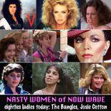 FUTURE FLASHBACKS - Nasty Women of Now Wave Episode - February 3, 2017