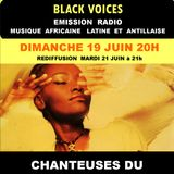 Emission de Black Voices spéciale CHANTEUSES DU SENEGAL sur RADIO DECIBEL juin 2016