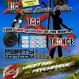 Tic Tac Trance #106 with Martin Mueller
