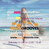 SO&SO Deep Nu House RadioShow - BEACHGROOVES.COM RADIO 01/08/15 12.00-13.00pm