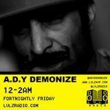 A.D.Y'S DEVIANT SHOW | 001 | 4.12.15| GUESTS DJ GALLUS ONE WITH CHRISSY GRIMEZ ON MIC | #LVLZRADIO