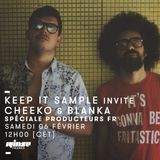 Keep It Sample Invite Cheeko & Blanka : Spéciale Producteur FR