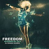 FREEDOM - NOVEMBER SET2K16