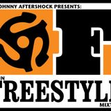 80s/90s Latin Freestyle Mixtape - All Vinyl Turntable Mix by Johnny Aftershock
