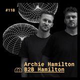 118 - LWE Mix - Archie Hamilton B2B Rossko