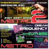 METRO REUNION 2 - DJ RAB S ft MC CONDUCT