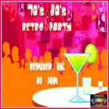 70's 80's Retro Party Mix