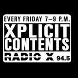 Xplicit Contents 23.09.16 19-20pm DJ Phile Hosts Support Sue Tom Keenig