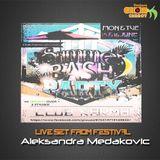 Aleksandra Medakovic - Karma's Summer Bash Festival [Live Techno Set 2015]
