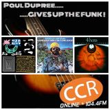 Paul Dupree Gives Up The Funk #87 - 16/3/19 - Chelmsford Community Radio