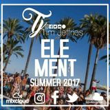 Tim Jeffries - Element Summer 2017 (House)