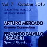 Fernando Calvillo & Stasik T @ GWM Radio for Groove Connection - Set 7 (October 28th, 2015)