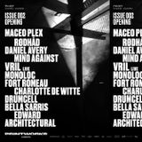 Maceo Plex - Live at Issue 002 Opening, Printworks, London, UK (07-10-2017)