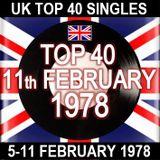 UK TOP 40: 5-11 FEBRUARY 1978
