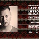 Trevor Walker B2B Fred Everything 12:16:17 Mercury Lounge