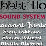 podcast#1 rabbit hole sound system