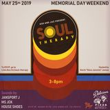 Soul Therapy - House Shoes closing set 5.25